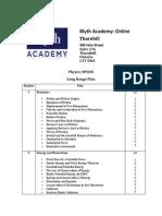 blyth academy sph4u long range plan