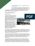 Impactos - Áridos - Residuos Reciclables.doc