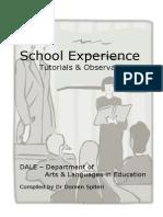 School Experience 2012-1
