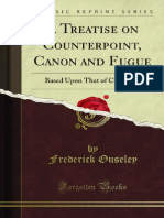 A Treatise on Counterpoint Canon and Fugue