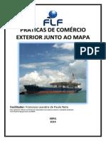Apostila - Praticas de Comercio Exterior Junto Ao Mapa - 100314 - 2a. Edicao