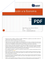 Introduccion a La Economia, Sesiones 1-6 (1)