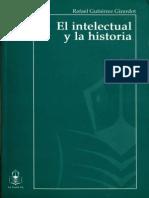 El Intelectual y La Historia