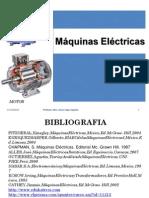 Semana 12 Maquinas Electricas