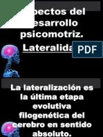 PresentaciónLATERALIDAD