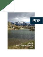 2013 Dl Handbook Utah
