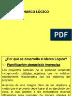 Marco Logico I-11