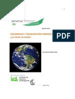 Gonzalez Guyer Desarrollo y Ambiente
