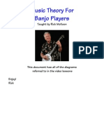 Banjo Theory