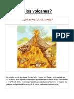 ¿Qué son los volcanes