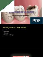 Etiologia de La Caries Doctora