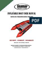Seamax Boat Manual English French2012Web