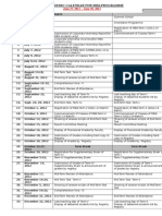 Revised JBS Academic Calendar MBA-2012-13