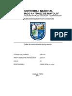 La Vereda - Monografia