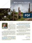Trees, Water & People 2013 Annual Report