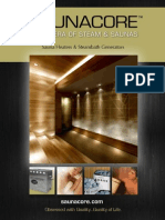 Saunacore Heater Brochure