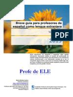La guía esencial para todo profesor de E/LE, de María Méndez