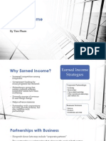 earned income strategies