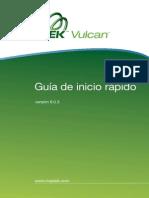 Guia de Usuario Rapida - Vulcan