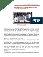 Aprendizaje Organizacional Como Estrategia Del Desarrollo