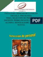 Seleccion de Personal- Nuccia Montealegre Aponte-d.o