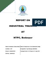 Dhruv Batra(Ntpc Report)