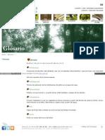 Www Bosques Naturales Com GlosarioF ASP