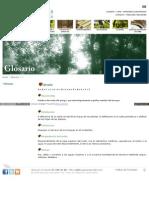 Www Bosques Naturales Com GlosarioD ASP
