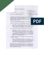 Denuncia de Pescadores de Cuajiniquil Contra La Flota de Palangre