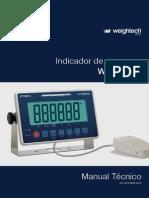 Weightech WT3000-IR ManualTecnico BRA
