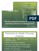 Chapter 10 Commercial Banking