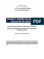 Teoria Epi Info 2014