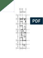 2 Storey Residential Bldg FloorPlan GroundFloorLevel (1) Model