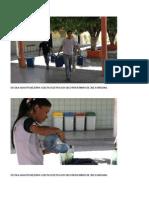Escola Adauto Bezerra Coleta Seletiva Do Oleo Novembro de 2013 Gincana