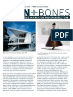 80236913 Skin and Bones Fashion and Architecture