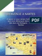 Bienvenue a Nantes