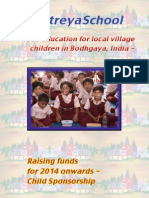Sponsorships for Maitreya School