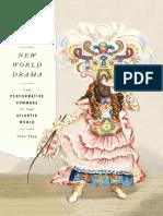 New World Drama by Elizabeth Dillon