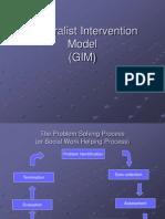 Generalist Intervention Model(GIM)