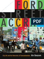 Oxford Street, Accra by Ato Quayson