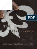 Desire and Disaster in New Orleans by Lynnell Thomas