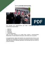 Formación de Directoras y Directores de Centros Educativos (Gestión Institucional)