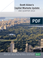 Scott Aiese - Capital Markets Report - 2Q2014