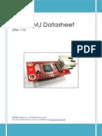 WIZ811MJ Datasheet v 1.1