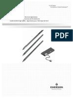 Liebert MPH; Quick Start Guide (R01-13) (SL-20835 en-SP-FR)