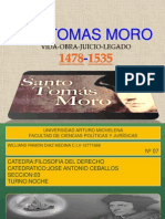 Sir Tomas Moro Ppt