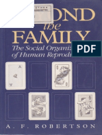 Beyond the Family_ The Social O - A. F. Robertson.pdf