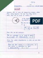 Unit 4 Physics Notes