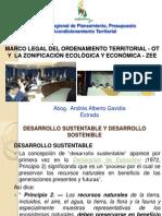 Macro ZEE Cajamarca (Base Legal)