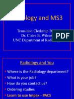Radiology 2013